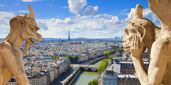 escapada París Voyage Privé enero 2018