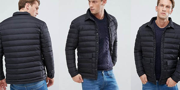 f4a38b06e7 Chollo Chaqueta French Connection para hombre por sólo 55