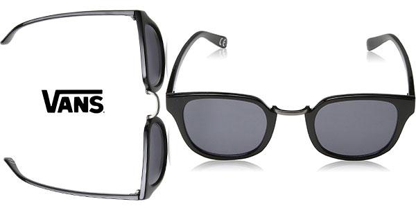 8655edc64a Gafas de sol unisex Vans Carvey Shades con montura negra por sólo 10€