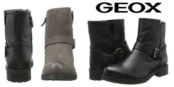 Geox D New Virna botas para mujer baratas