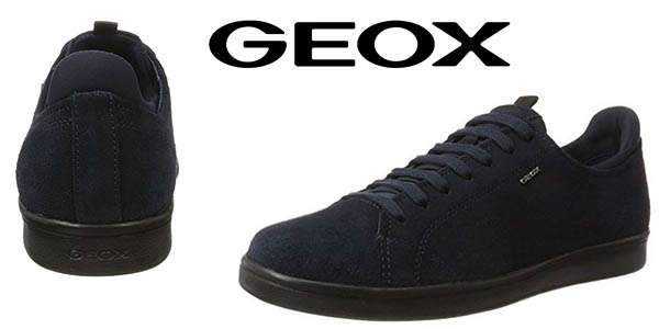 Geox U Warrens zapatillas hombre casual chollo