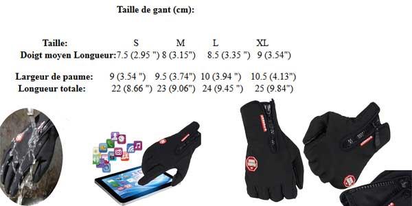 Guantes deportivos táctiles chollazo en eBay España