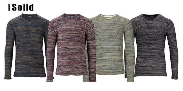 Jersey Solid Maghin en varios colores para hombre barato en Amazon Moda