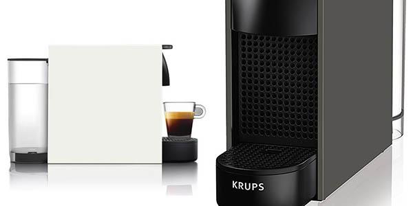 Krups Nespresso Essenza Mini cafetera tamaño compacto a precio brutal