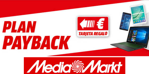 Media Markt Plan Payback enero 2018