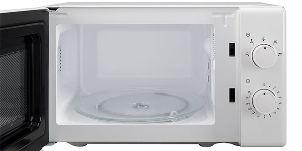 Microondas Flama B1824FL de 20 litros y 700w blanco