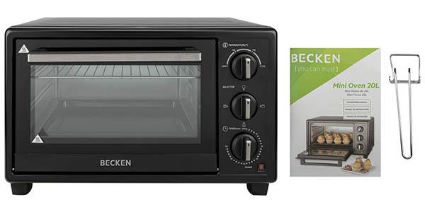 minihorno Becken BM01106B con gran relación calidad-precio
