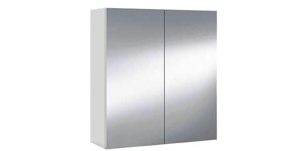Mueble de baño Arkitmobel K-60 305083BO de 2 puertas con espejo chollo en eBay