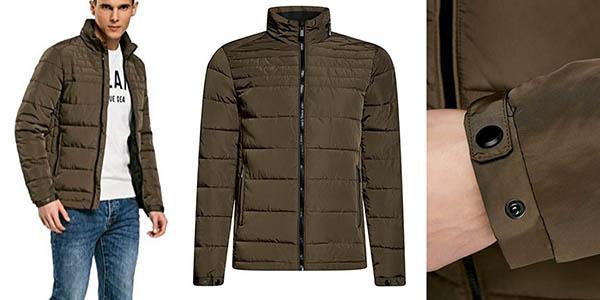 Oodji ultra chaqueta casual elegante hombre calidad-precio brutal