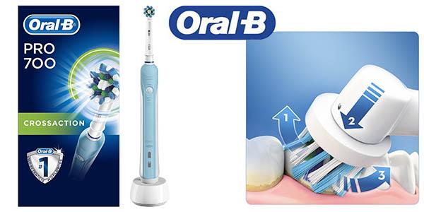 Oral-B PRO 700 CrossAction cepillo dientes eléctrico oferta