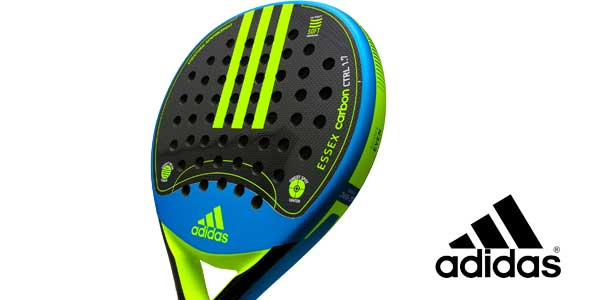 Pala de pádel Adidas Essex Carbon Control 1.7 chollo en Amazon España
