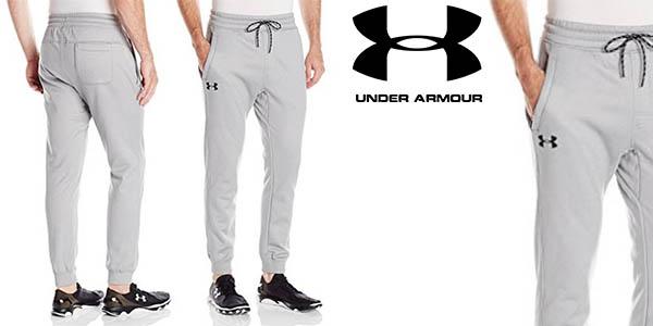 pantalón deportivo Under Armour Storm Fleece Jogger para hombre oferta