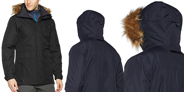 parka invierno impermeable Helly Hansen Dubliner chollo