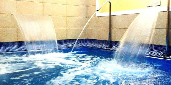 plan con hotel balneario Cuevas San José presupuesto low cost
