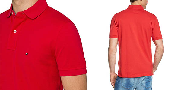 Polo Tommy Hilfiger Core an Amazon