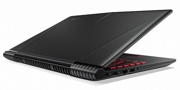 Lenovo Ideapad Y520-15IKBN con procesador i7-7700HQ