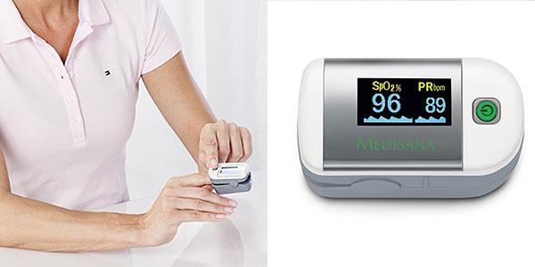 Pulsioxímetro Medisana PM 100 barato