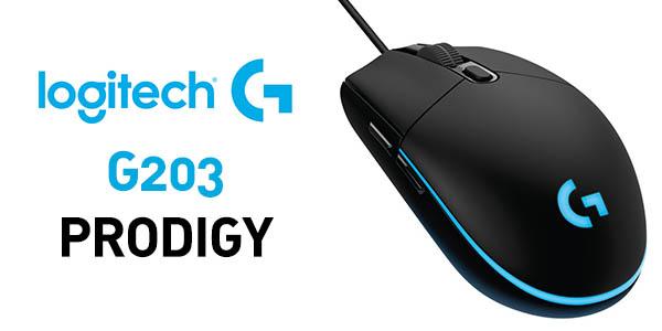 Ratón gaming Logitech G203 Prodigy