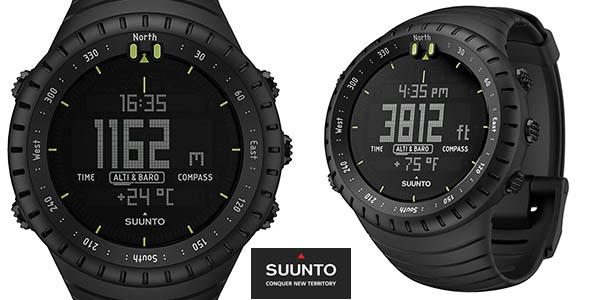Reloj de montaña Suunto Core All Black