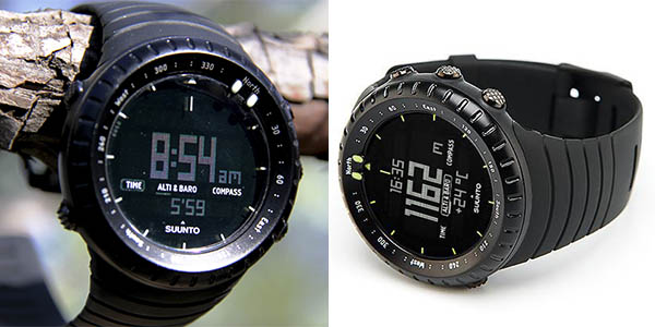 Reloj GPS Suunto Core All Black
