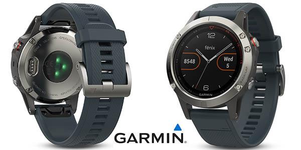 Reloj GPS Garmin Fēnix 5