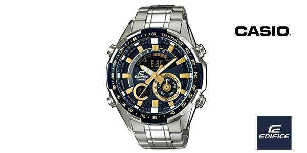 Casio Edifice ERA-600D-1A9VUEF chollazo en Amazon Moda