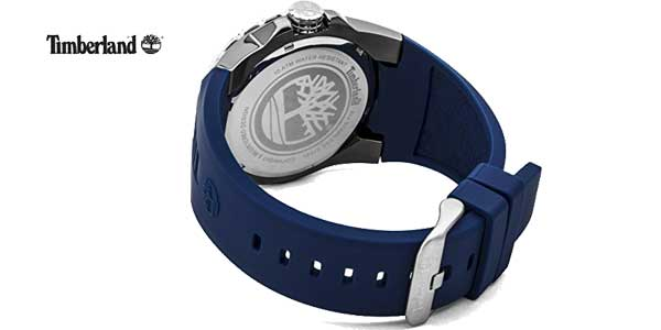 Reloj Timberland TBL.94471AEU/03P de cuarzo con correa de silicona azul chollo en Amazon Moda