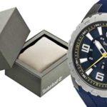 Reloj Timberland TBL.94471AEU/03P de cuarzo con correa de silicona azul barato en Amazon Moda