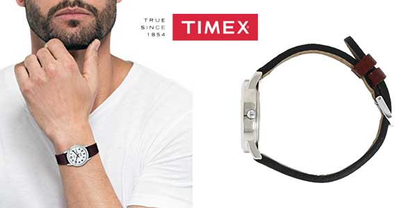 Reloj analógico Timex Easy Reader T200419J para hombre chollo en Amazon Moda