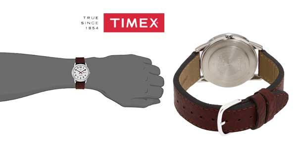 Reloj analógico Timex Easy Reader T200419J para hombre chollazo en Amazon Moda