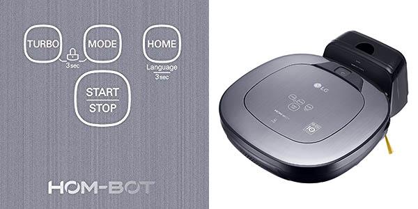 Robot aspirador LG Hombot Turbo barato