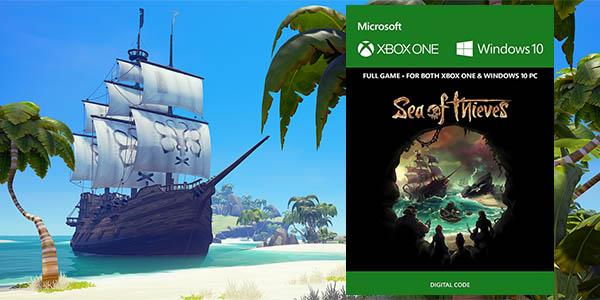 Sea of Thieves para Xbox One + PC Windows 10