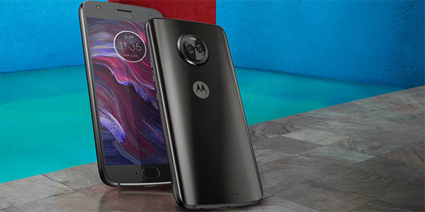 Smartphone Motorola Moto X4 barato