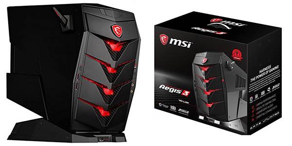 Ordenador Gaming MSI Aegis 3 VR7RC-004EU