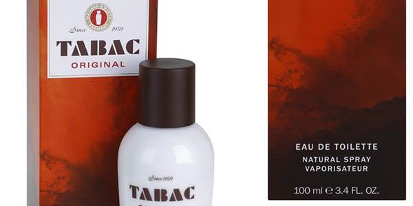 Tabac vaporizador 100 ml agua colonia fresca para hombre