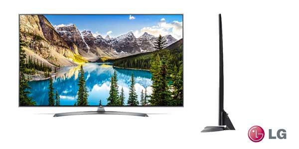 """Smart TV LG 65UJ750V UHD 4K de 65"""" HDR chollo en el Día sin IVA de La Tienda en Casa"""