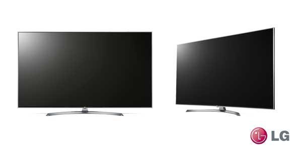 """Smart TV LG 65UJ750V UHD 4K de 65"""" HDR chollazo en el Día sin IVA de La Tienda en Casa"""