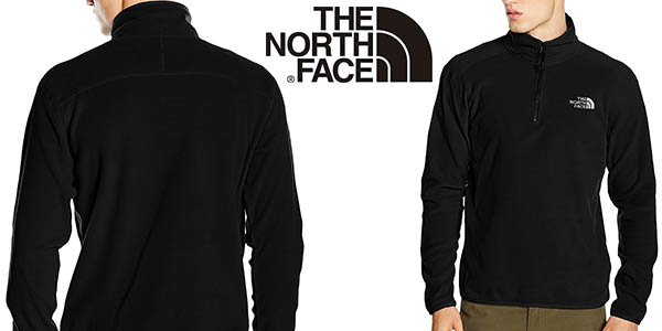 The North Face M 100 Glacier Zip forro polar oferta