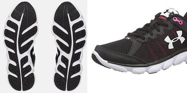 Under Armour UA W Micro Assert G zapatillas cómodas tracción