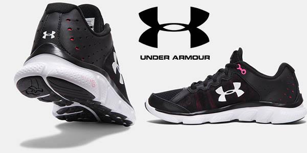 Under Armour UA W Micro G Assert 6 zapatillas running mujer oferta