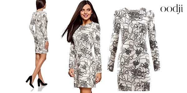 Vestido ajustado Oodji Ultra para mujer en varios colores chollazo en Amazon