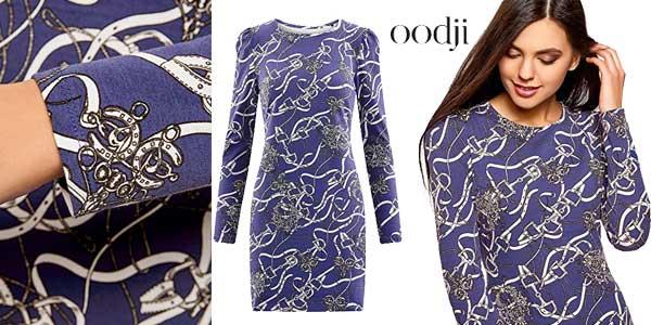 Vestido ajustado Oodji Ultra para mujer en varios colores chollo en Amazon