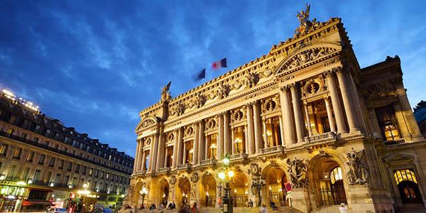 viaje a París pareja oferta club Voyage Privé