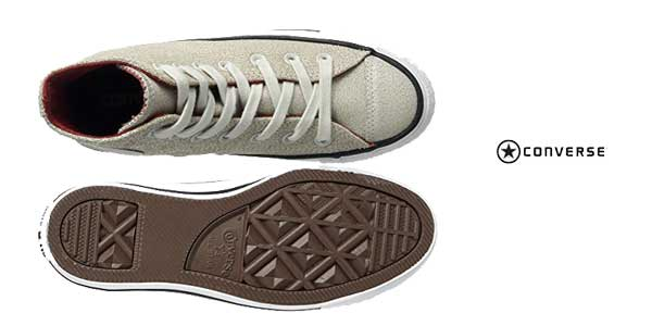 Zapatillas altas Converse Chuck Taylor All Star Wax chollo en Amazon