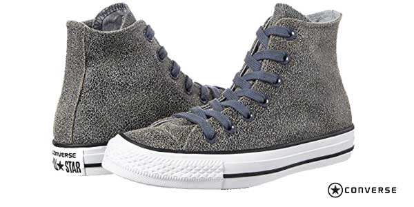 Zapatillas altas Converse Chuck Taylor All Star Wax chollazo en Amazon