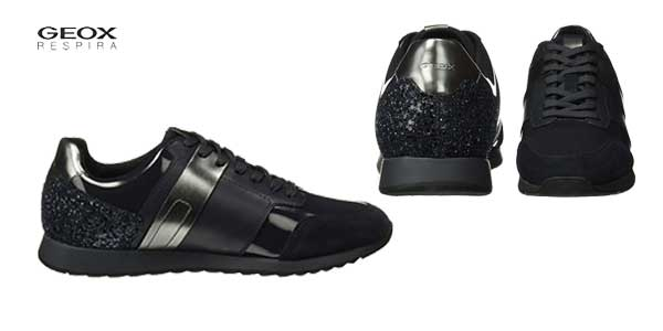 Zapatillas Geox Deynna para mujer chollazo en Amazon Moda