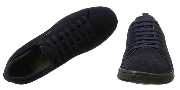zapatillas Geox Warrens hombre cuero ante cómodas