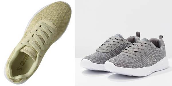 zapatillas malla transpirable Kappa Loop cómodas