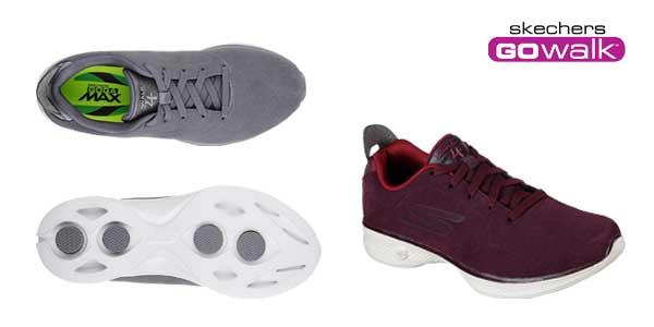 Zapatillas Skechers Go Walk 4 para mujer chollo en Amazon Moda