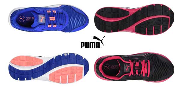 Zapatillas Puma Essential Runner unisex chollo en Amazon España